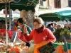 Place de Richeleme - Market faces