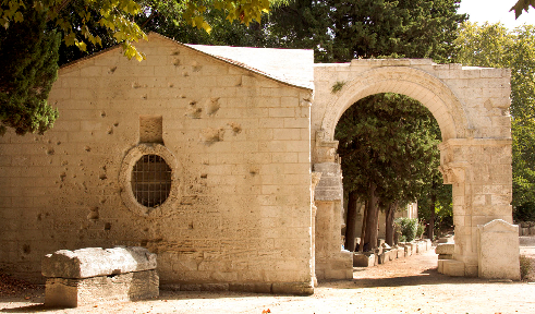 Saint Cesaire le Vieux Church @GingerandNutmeg