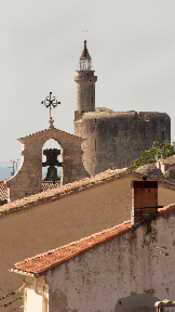 Aigues Mortes Roofs