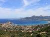 Corsica Calvi view