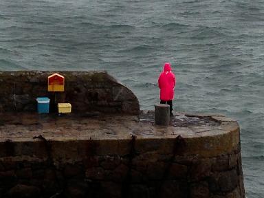 Coliemore Harbour, Dublin via @GingerandNutmeg