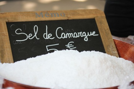 Sel de Camargue