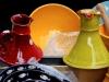 Aix Market Pottery #France #Provence #Markets @GingerandNutmeg