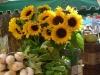 Aix - Flower market