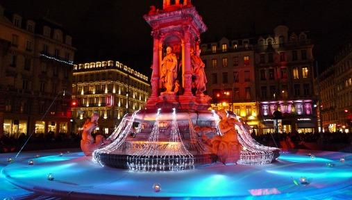 Lyon Fête des Lumières