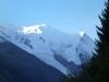 Chamonix, Mt Blanc Morning