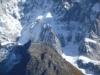 View at top of La Flegere