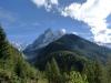 Chamonix peak