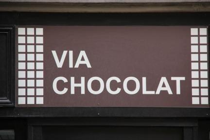 Chocolate Sign #ChocolateRecipes @GingerandNutmeg