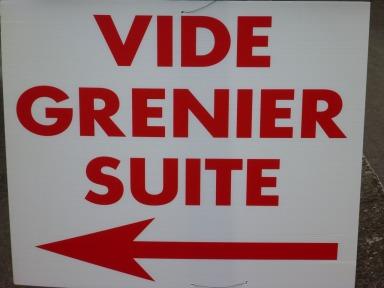Vide Grenier in France