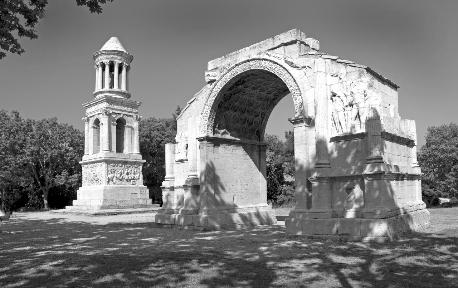 Arc de Triomphe & Mausoleum