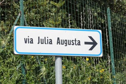 Albenga Via Julia Augusta