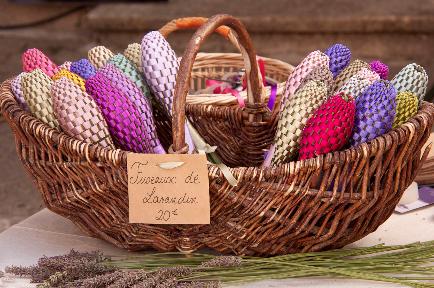 Lavender fuseaux