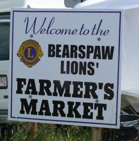 Calgary's Bearspaw Farmers Market
