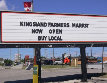 Kingsland Market