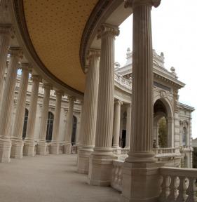 Palais Longchamp #Marseille #Provence @GingerandNutmeg