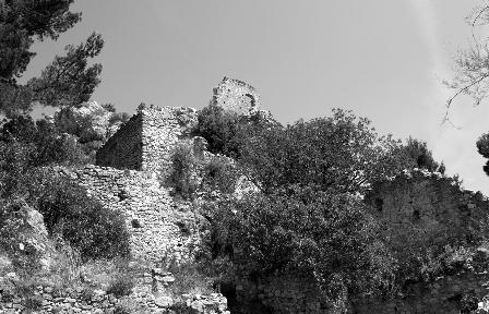 Merindol Ruins