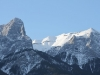 Canmore-peaks