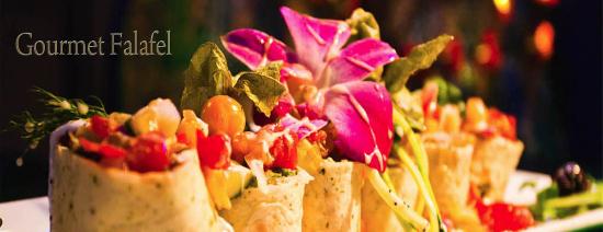 nourish gourmet falafel