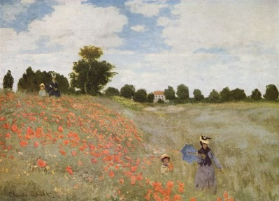 Claude_Monet_Poppy Fields