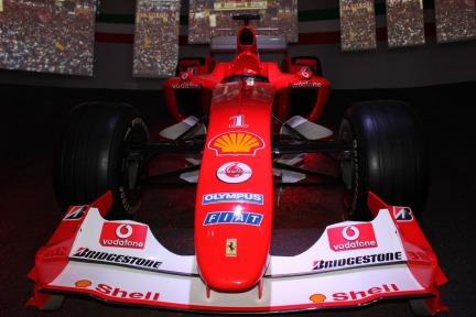 Ferrari champion