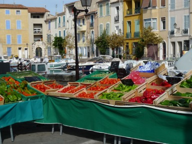 To Market To Market With An Expert in Provence