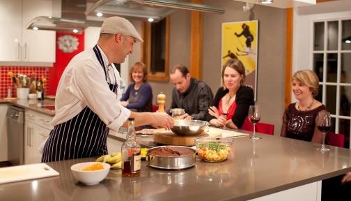 Cooking Class-Eric Daigle