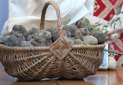 Basket of Truffles