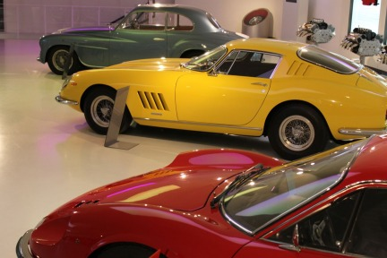 Old Ferraris