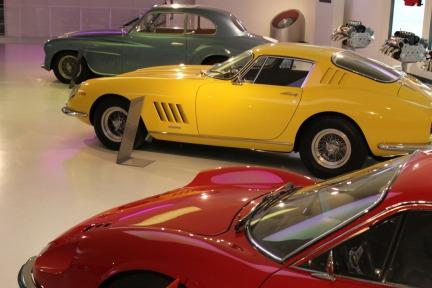 Old Ferraris