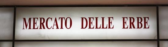 Bologna Italy Mercato delle Erbe