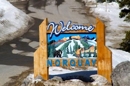 Norquay-sign