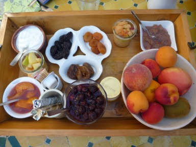 Les Quatre Saisons Breakfast