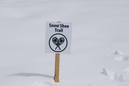 Showshoe Trails