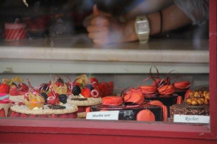 Paris-bakery