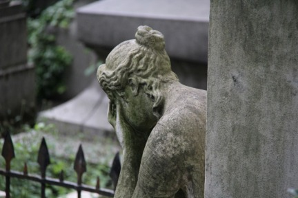 Pere Lachaise Cemetary