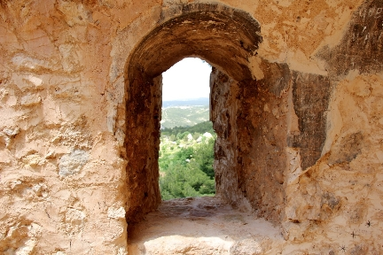 Old Provencal Window