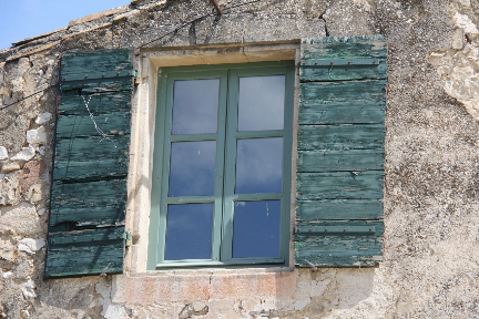 Provencal windows