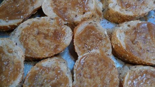 Cinnamon Butter Baguette
