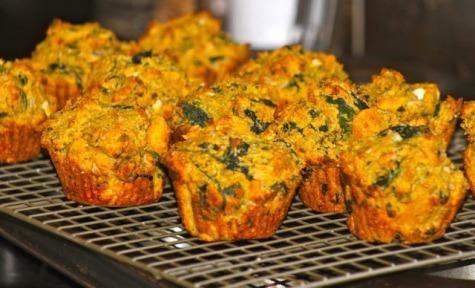 ... feta muffins yield 12 muffins feta and pumpkin muffins spinach feta