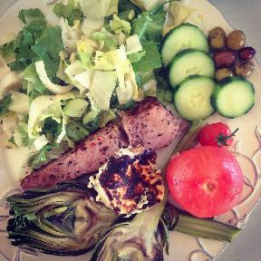 Jay's Salad Composee