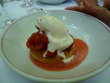 Tomato Strawberry Tart