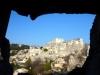 Les Baux view