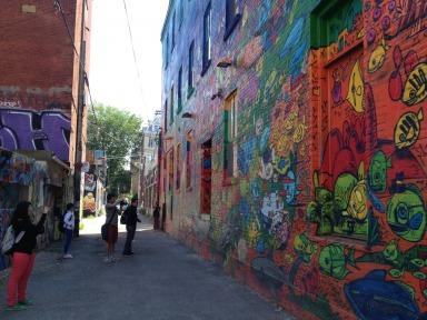 Tour Guys Toronto Graffiti Tours