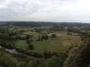 Domme panorama #Dordogne #France @GingerandNutmeg