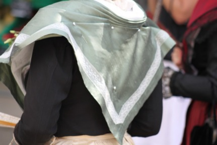 Arlesian Dress
