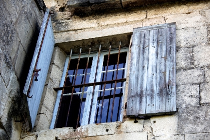Van Gogh's window