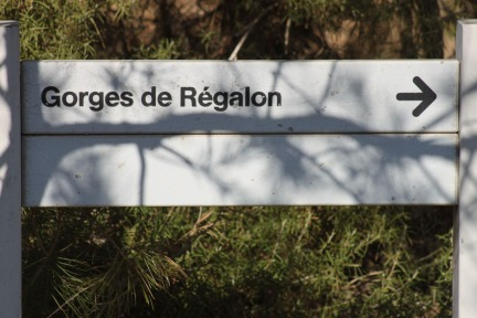 Gorges de Regalon
