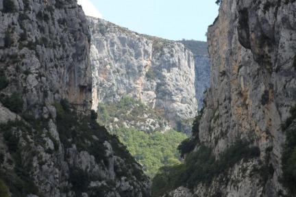 Provence's Gorgeous Gorges du Verdon