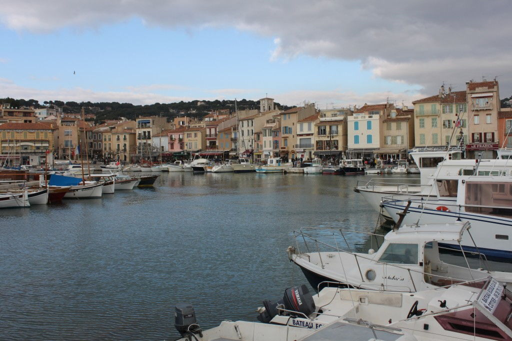 Cassis View #Cassis #Provence @GingerandNutmeg